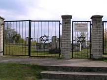 The Jewish cemetery in Bilgoraj